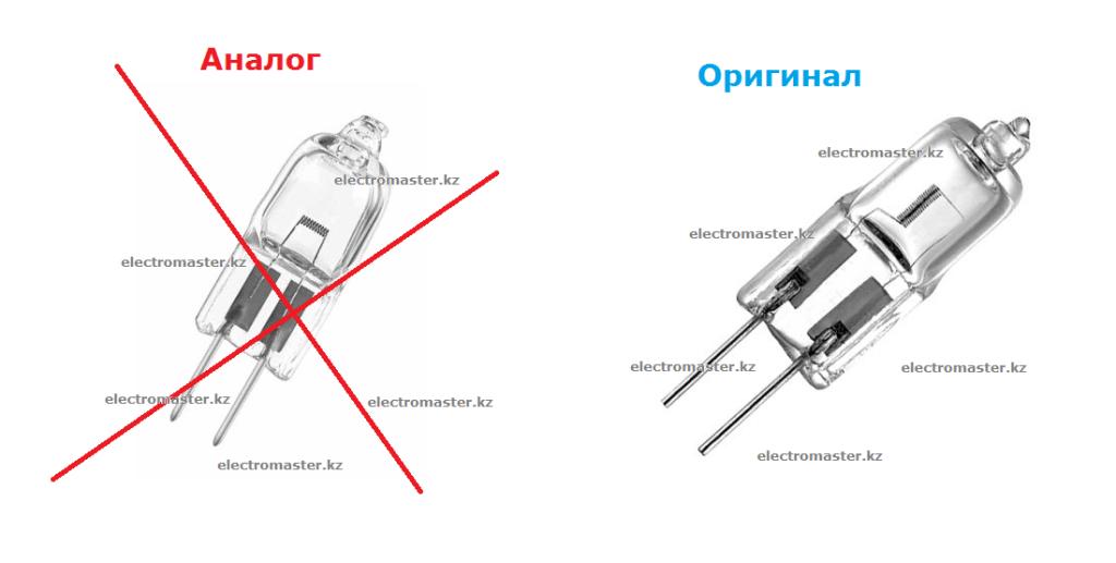 как отличить оригинал Philips от подделки